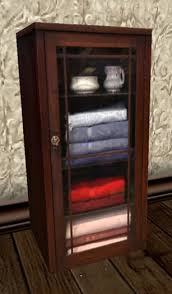 Towel Cabinet For Bathroom Second Marketplace Mnm 1 One Prim Bathroom