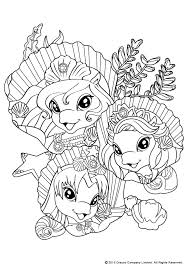 my filly world pony toys coloring pages mermaids 2 by myfilly on