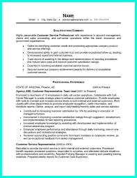 qualifications summary resume the resume center reviews free resume example and writing download csr resume or customer service representative resume include the job aspects where it showcase your