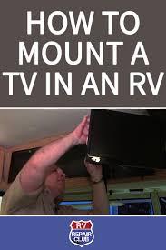 Tv Wall Mount For Rv Best 25 Tv Swivel Mount Ideas On Pinterest Swivel Tv Wall Mount