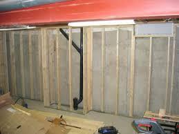 basement half wall ledge ideas basement gallery