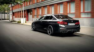 bmw 5 series tuned to make extra power high class look