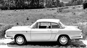 1964 renault caravelle renault caravelle 1100 convertible u00271962 u201368 youtube
