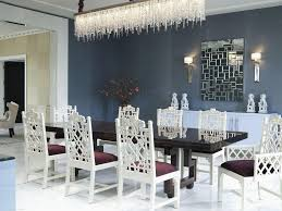 modern dining room lighting ideas rectangular crystal chandelier dining room trends dining room modern