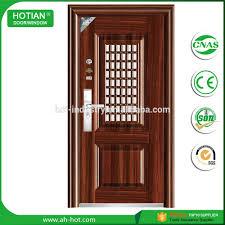 Steel Door Design New Design Safety Door Single Door Design Exterior Security Door