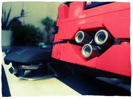 lego lamborghini aventador j lego motors flickr