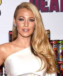 no part hairstyles layered hairstyle no 10 blake lively s deep side part 13