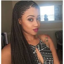 cornrows hairstyle with part in the middle 50 ghana braids styles herinterest com