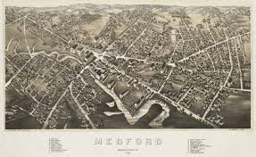 Boston Map 1776 by Historical Maps Medford Public Library