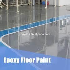 maydos wearing resistance industrial purpose epxoy rubber floor