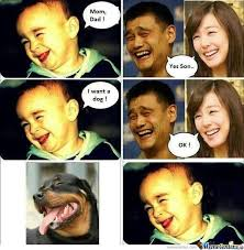 Jao Ming Meme - family of yao ming by recyclebin meme center
