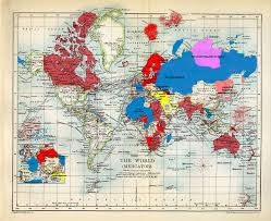Map Of World War 1 by Image Divided World 1907 Jpg Alternative History Fandom
