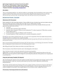 do you need a resume for college interviews youtube job posting template for job interview practice