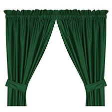 Green Bay Packers Window Curtains Green Bay Packers Nfl Drape Window Treatment