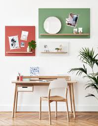 Decorer Son Bureau Etagere Murale Pour Bureau étagère Murale Enfant Blanche Fushia