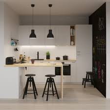 ikea kitchen tomek michalski design visualization 3d art