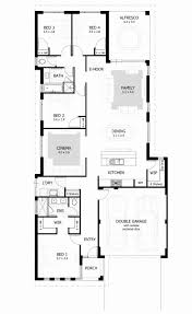 narrow home floor plans 50 narrow house floor plans house floor plans concept