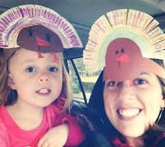 thanksgiving turkey headbands make and takes