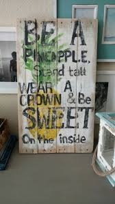 quote to decorate a room best 25 pineapple decorations ideas on pinterest tropical vases