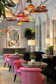 Urban Kitchen And Bar - ham yard hotel soho london united kingdom a stylish