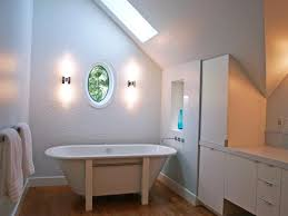 Ceiling Ideas For Bathroom Bathroom Amazing Small Attic Bathroom Sloped Ceiling Ideas Best