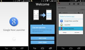 now launcher apk the phone february 2014