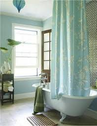 shower curtain for clawfoot tub bathroom contemporary with bath