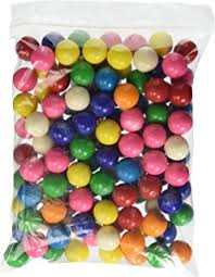 where can i buy gumballs candy shop assorted 8 color 1 inch gumballs 3 pounds