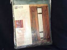Jcpenney Home Collection Curtains J C Penney Lined Curtain Ebay