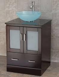 Vessel Pedestal Sink Museum Style Pedestal Vanity And Vessel Sink From Silkroad