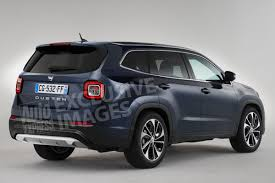 renault duster 2015 new seven seat dacia duster suv exclusive pictures new seven