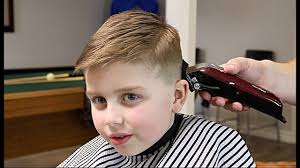 boys haircut tutorial how to cut your kids hair for beginners
