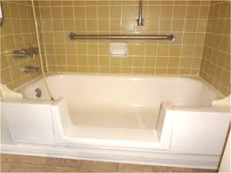 How To Convert A Bathtub To A Walk In Shower Walk In Bathtub Conversion 28 Images Walk In Bathtub