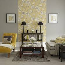 grey and yellow living room living room a blue yellow and grey living room walls gray