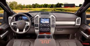 rattletrap jeep interior 2017 ford super duty aluminum body and more capability all