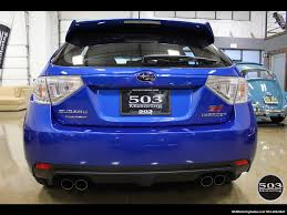 2017 subaru impreza hatchback trunk 2013 subaru impreza wrx sti hatch wrb w less than 1k miles