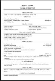 college student resume objective exle student resume objective