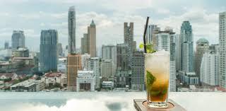 Top Ten Rooftop Bars Best Sky Bars In Bangkok The Top 10 Rooftop Bars