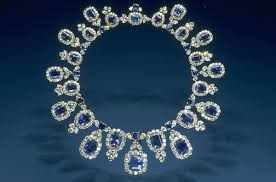 sapphire necklace diamonds images Hall sapphire and diamond necklace wikipedia jpg