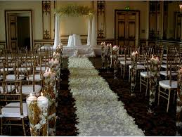 decorating ideas for church wedding ceremony decorating of party