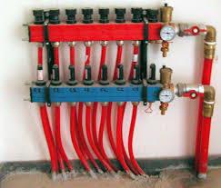 the benefits of using pex plumbing manifolds