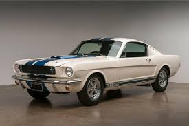 first mustang ever made 1965 ford mustang shelby gt350