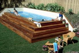 pyramid pools and deck complete install u2013 above ground pools experts