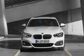 bmw one series india 2016 bmw 1 series facelift revealed ahead of geneva
