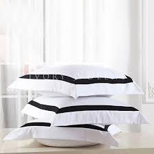 white quilt cover with black trim ivory u0026 deene u2013 ivory u0026 deene