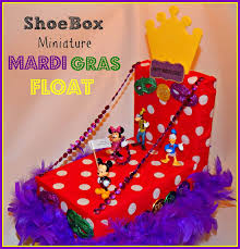 mardi gra floats shoebox mardi gras float this ole