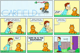 How Do You Spell Backyard Garfield