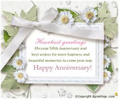 50th wedding anniversary card message 50th anniversary congrats jpg 450 375 50th anniversary