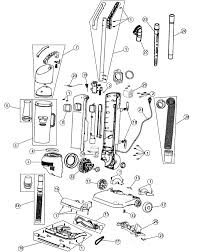 dirt devil ud40295 upright vacuum parts partswarehouse