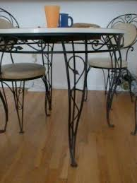 wrought iron kitchen sets foter